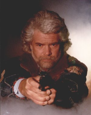 Frederick in Hired Gun